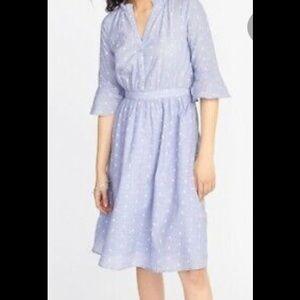 Old Navy Light Blue Dress XL